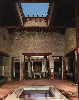 De ferranti glossary impluvium - La villa romaine antique ...