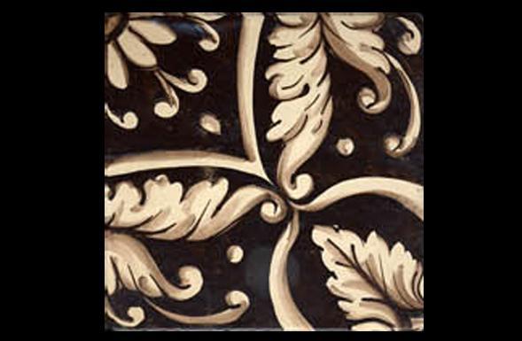 deferranti-italianate-leonarda-black-and-white-handpainted-terracotta-tile