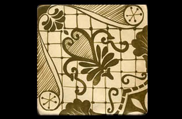 deferranti-italianate-olivia-olive-green-handpainted-terracotta-tile