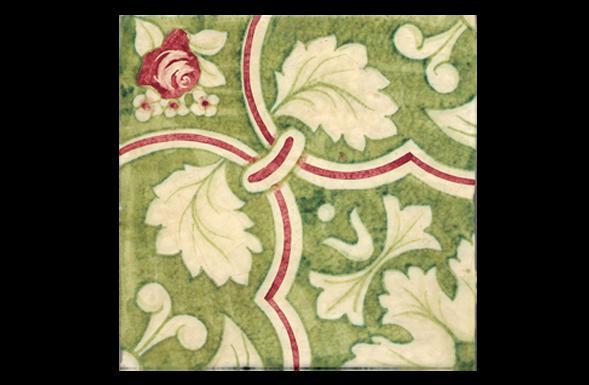 deferranti-italianate-rosellina-green-and-red-handpainted-terracotta-tile