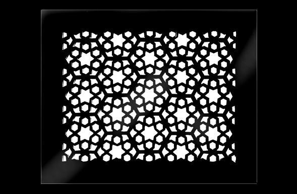 deferranti-jali-black-marble-pierced-screen-jali-model-c