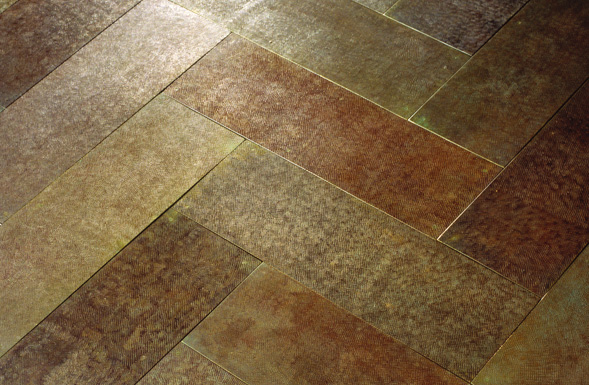 deferranti-metal-tiles-patinated-bronze