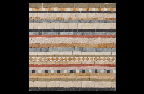 deferranti-stone-mosaics-fashion-stripe-in-multi